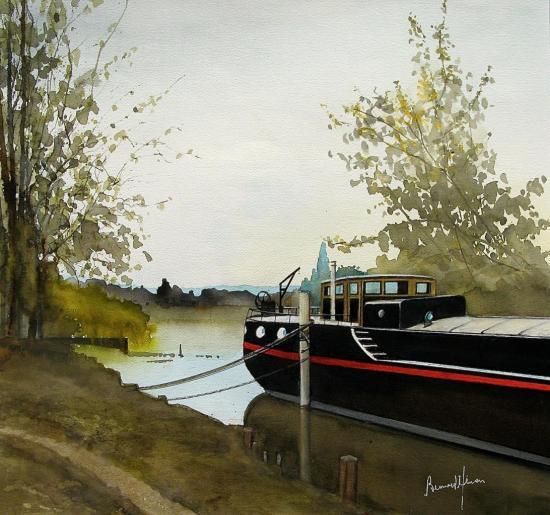 Chatou - Sur les pas des Impressionnistes