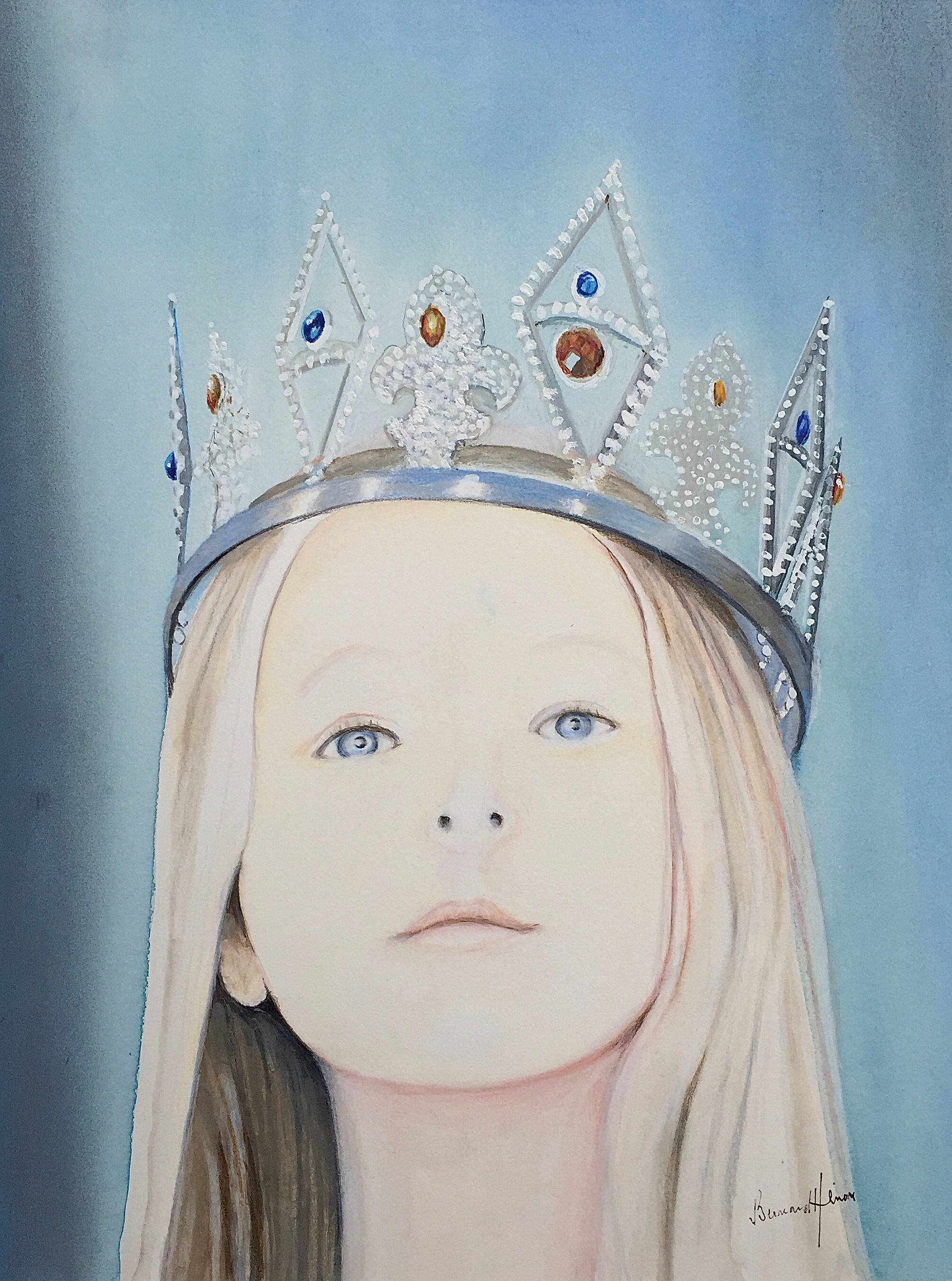 E le royaume de l enfant roi