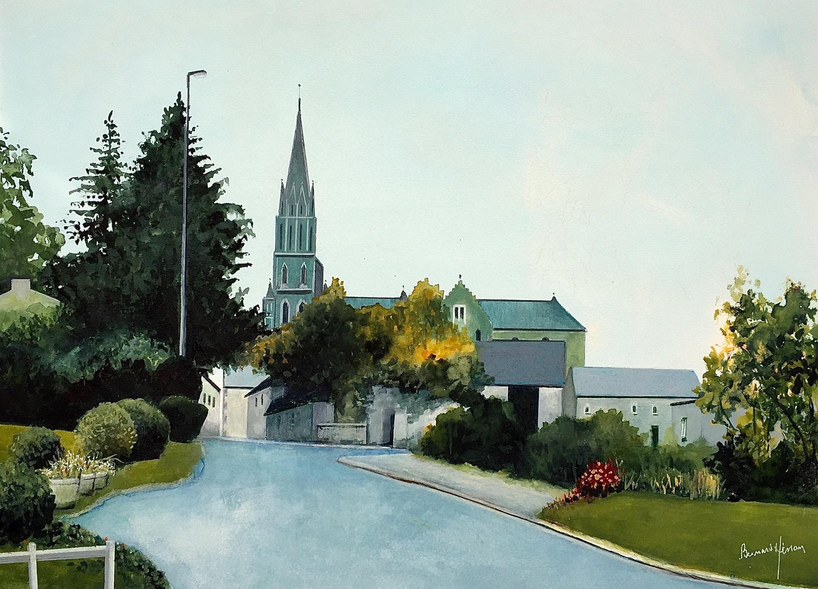 Henon une ville bretonne