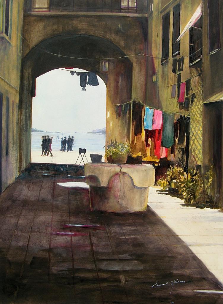 Un puits de Venise