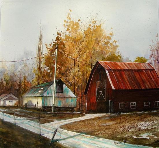 Les Granges - Vermont (USA)