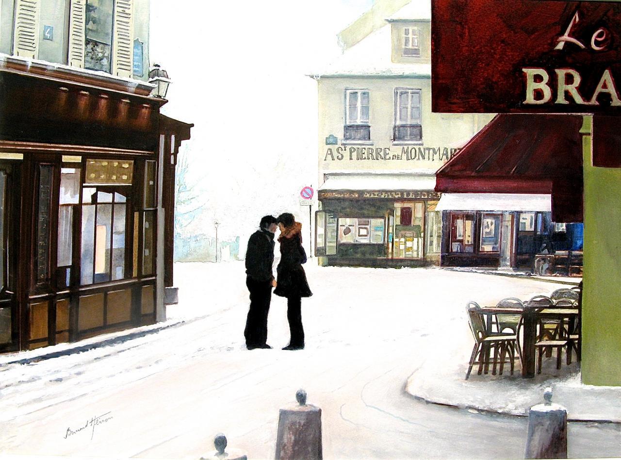 Paris - Rendez-vous Place du Tertre
