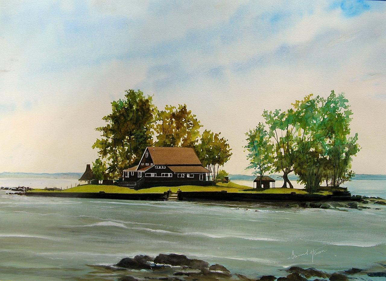 Ontario - Une des mille îles