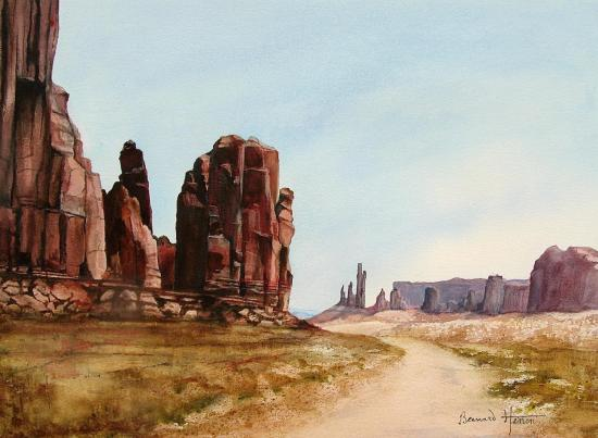 Monument Valley (USA) - The Totem Pole