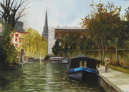Londres - Little Venice