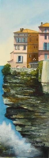 Corse : Entre ciel et mer à Bonifacio