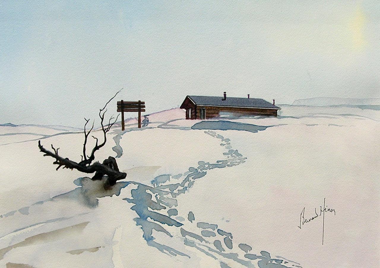 Ballade en Laponie suédoise