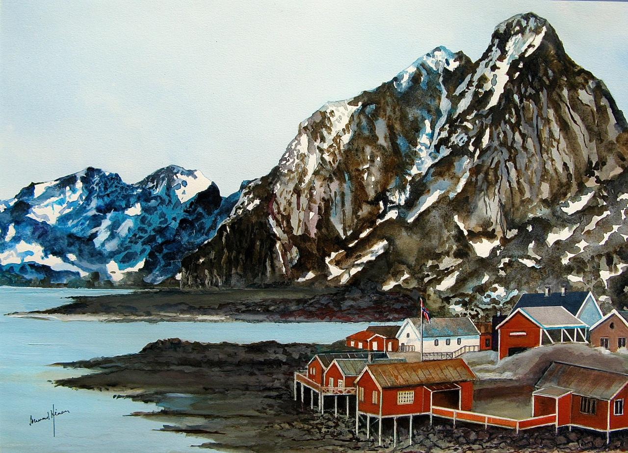 Norvège - les Iles Lofoten