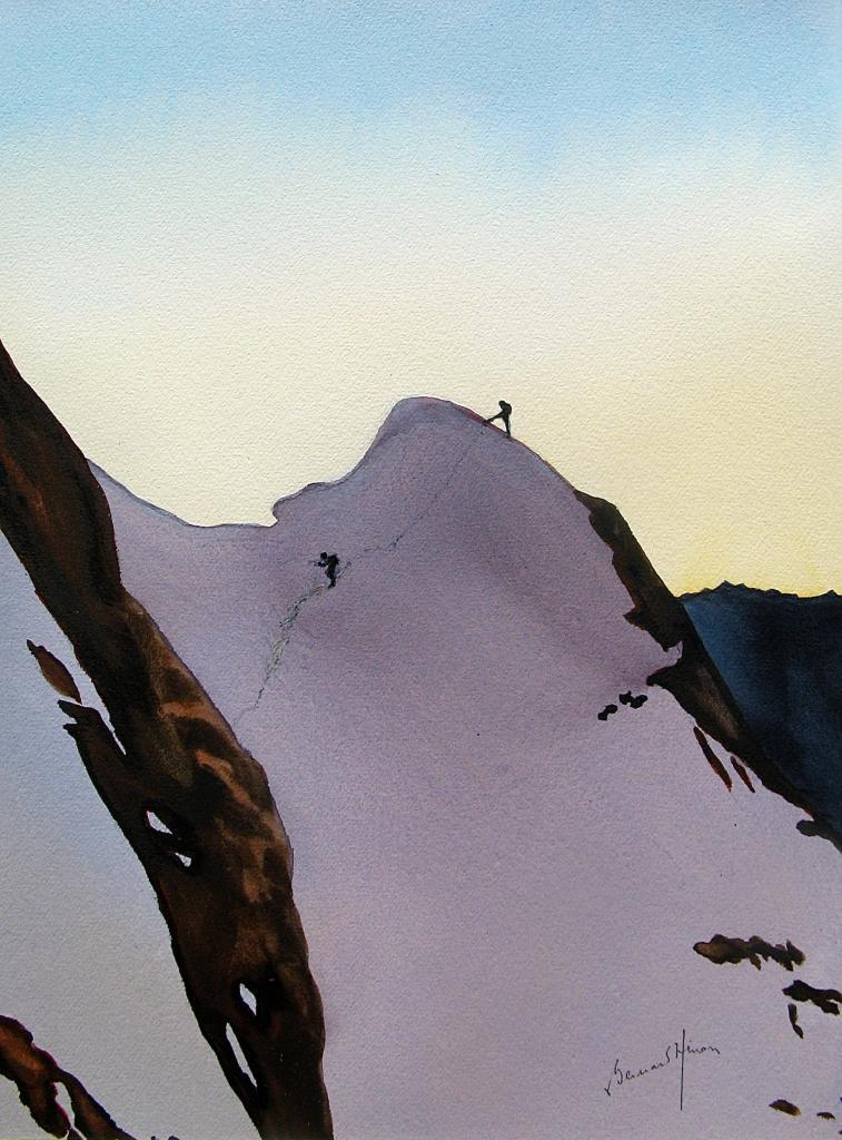 France - Alpinisme en Corse