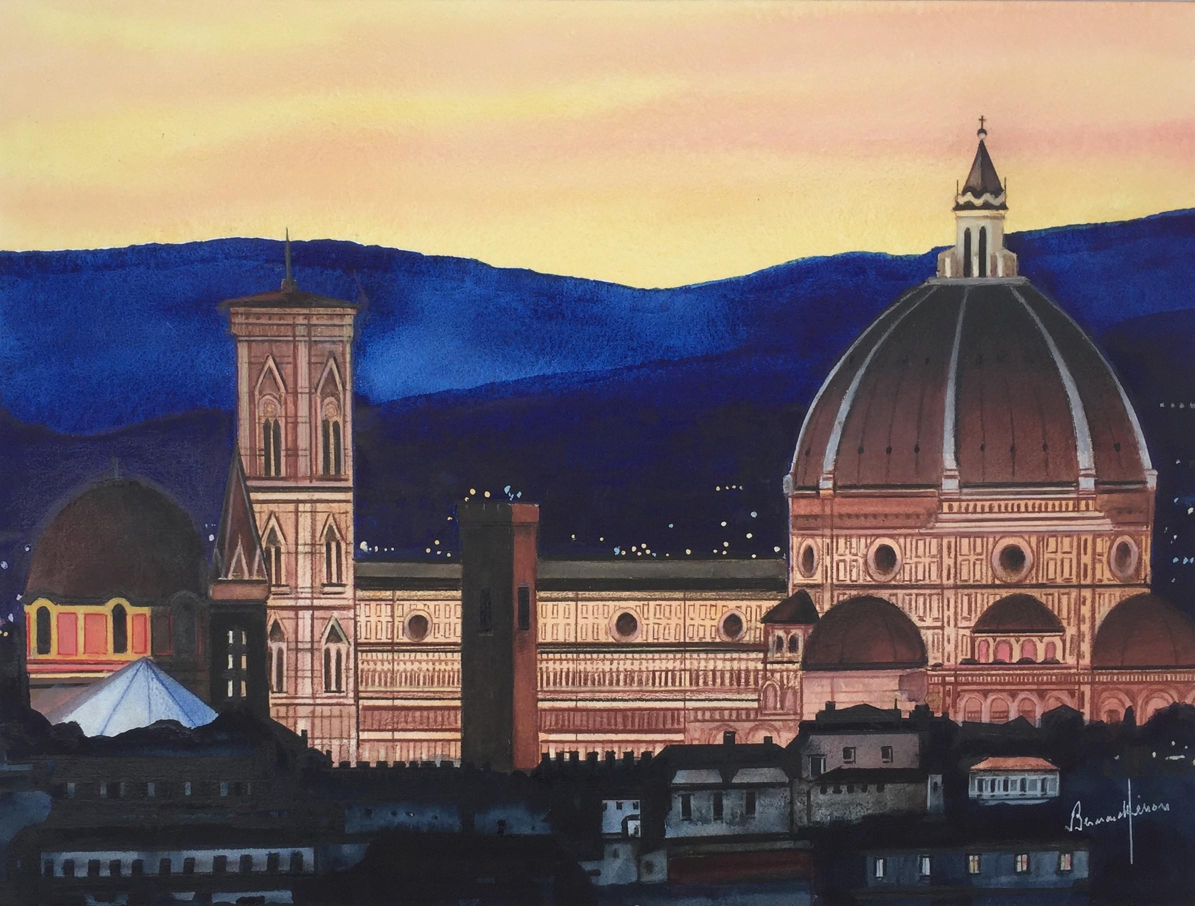 Italie - la Coupole du Duomo de Florence