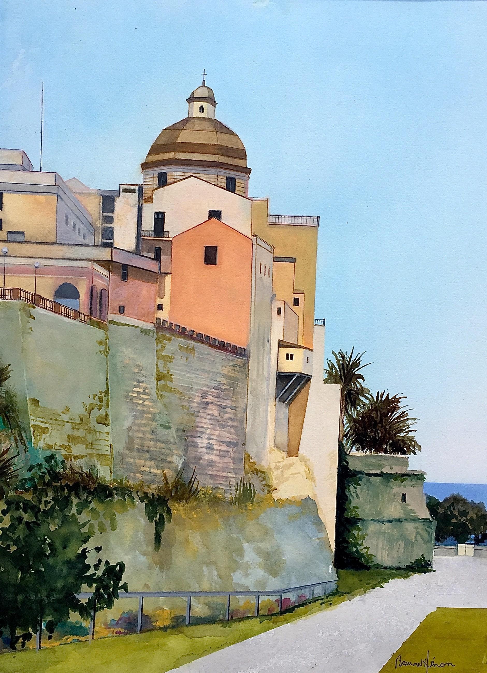 Italie - la Sardaigne à  Cagliari