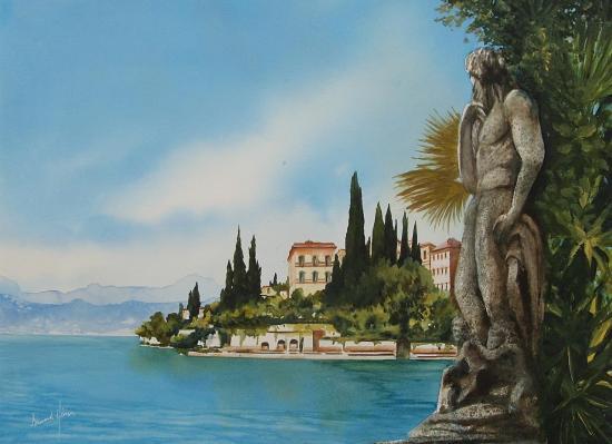 Italie - Le romantisme du Lac de Côme