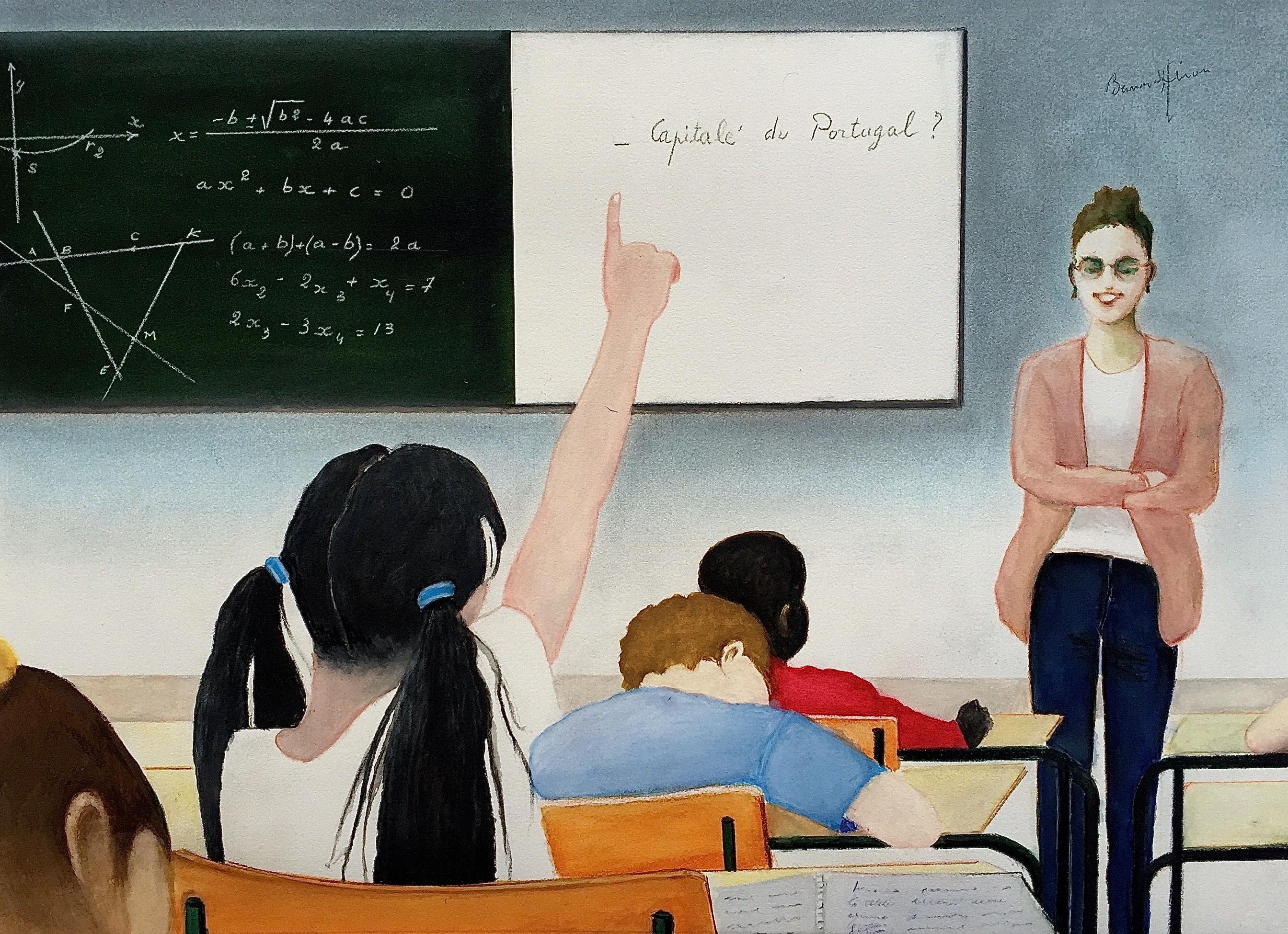 L 'école en France