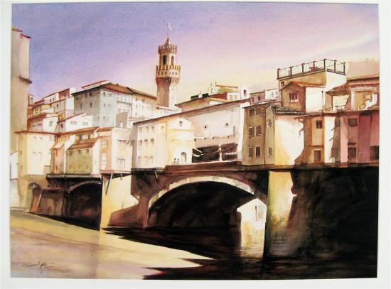 Le ponté Vecchio