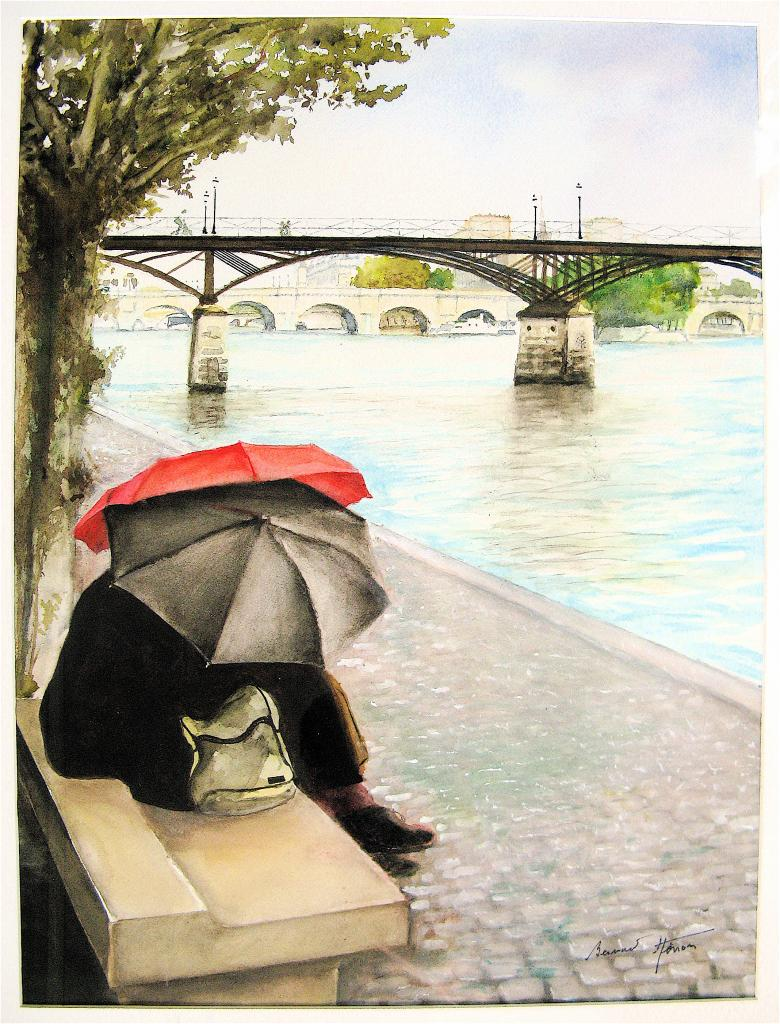 Les 2 parapluies