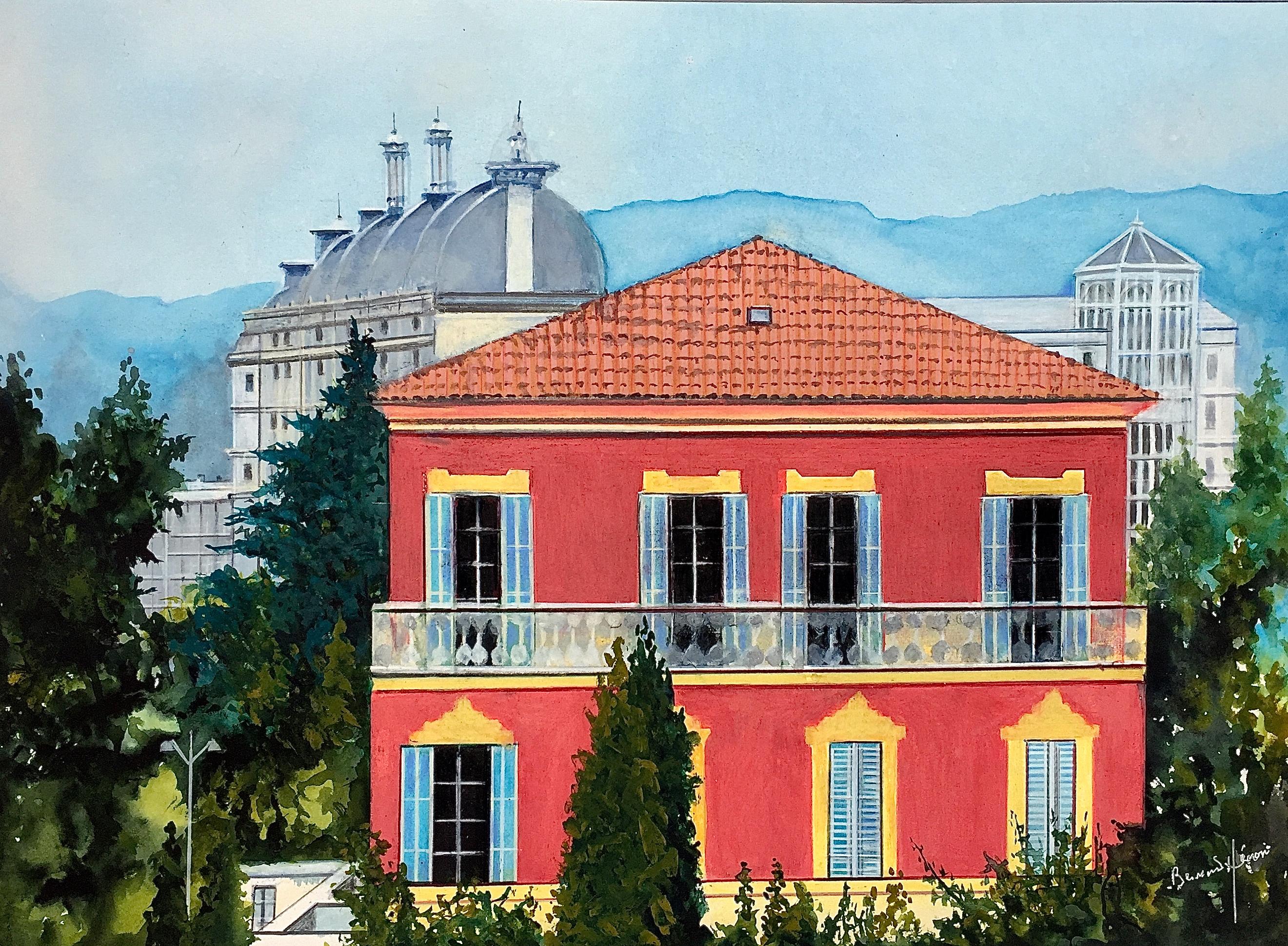 NIce  - le musee Henri Matisse