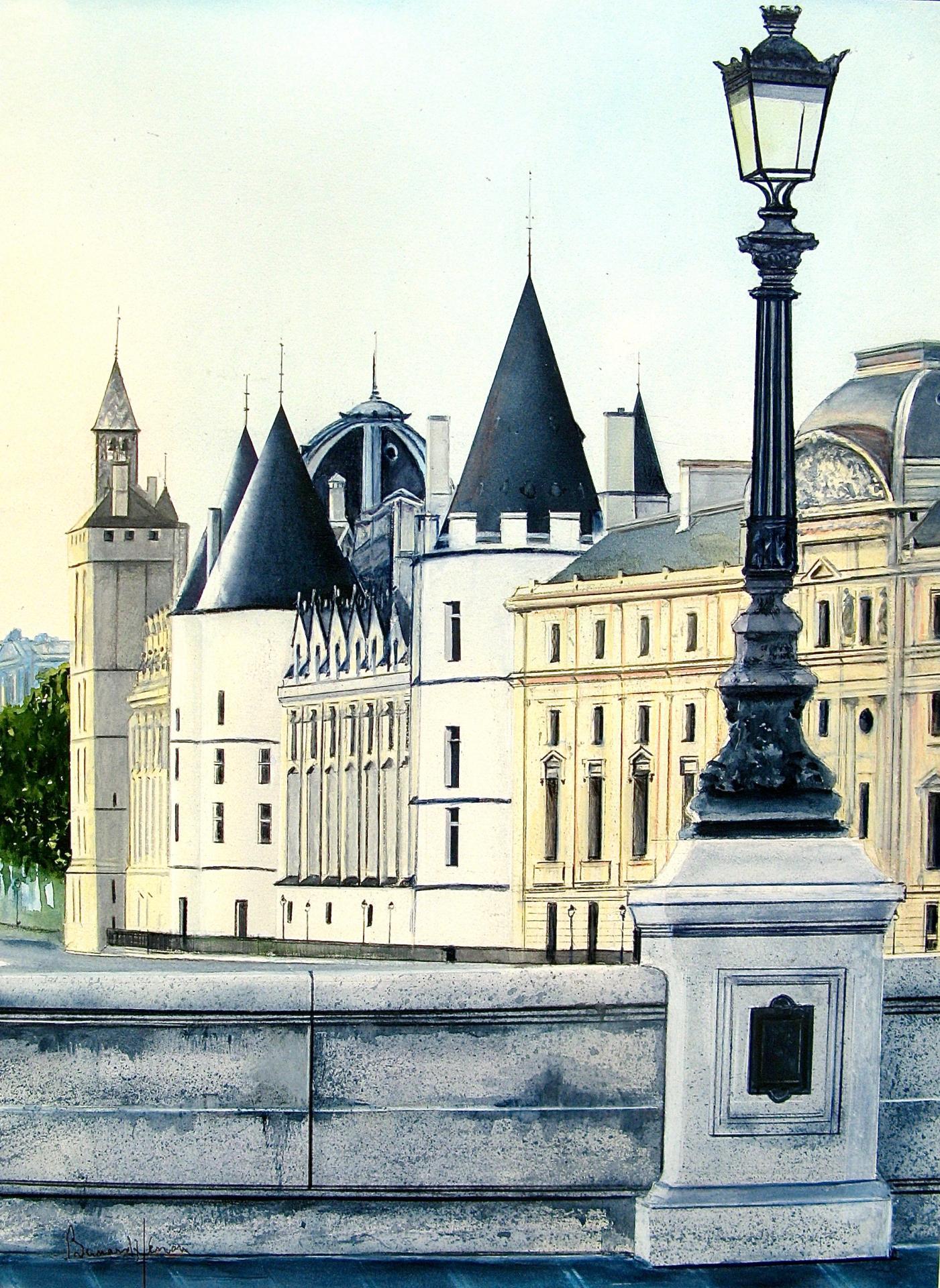 Paris -la Conciergerie