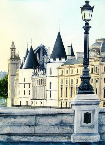 Paris -  la Conciergerie