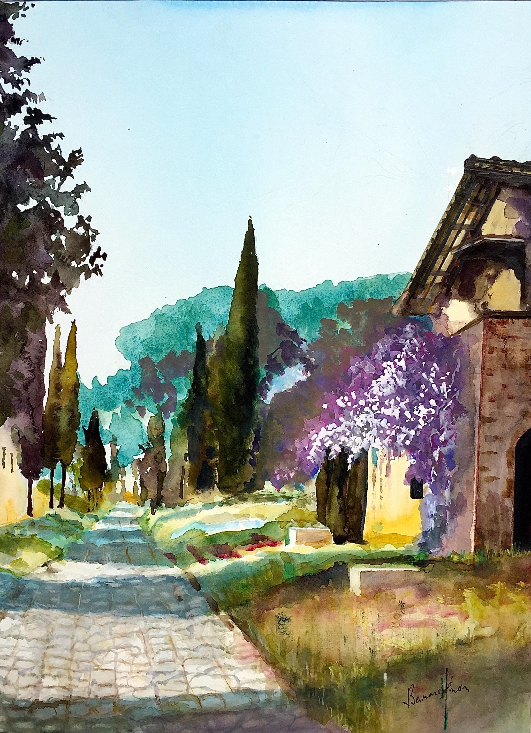 Rome la via appia jpg