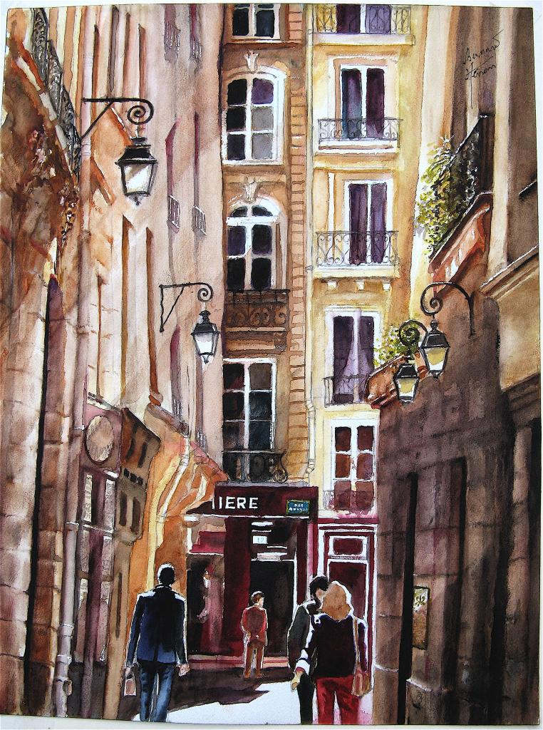 Rue Quincampoix