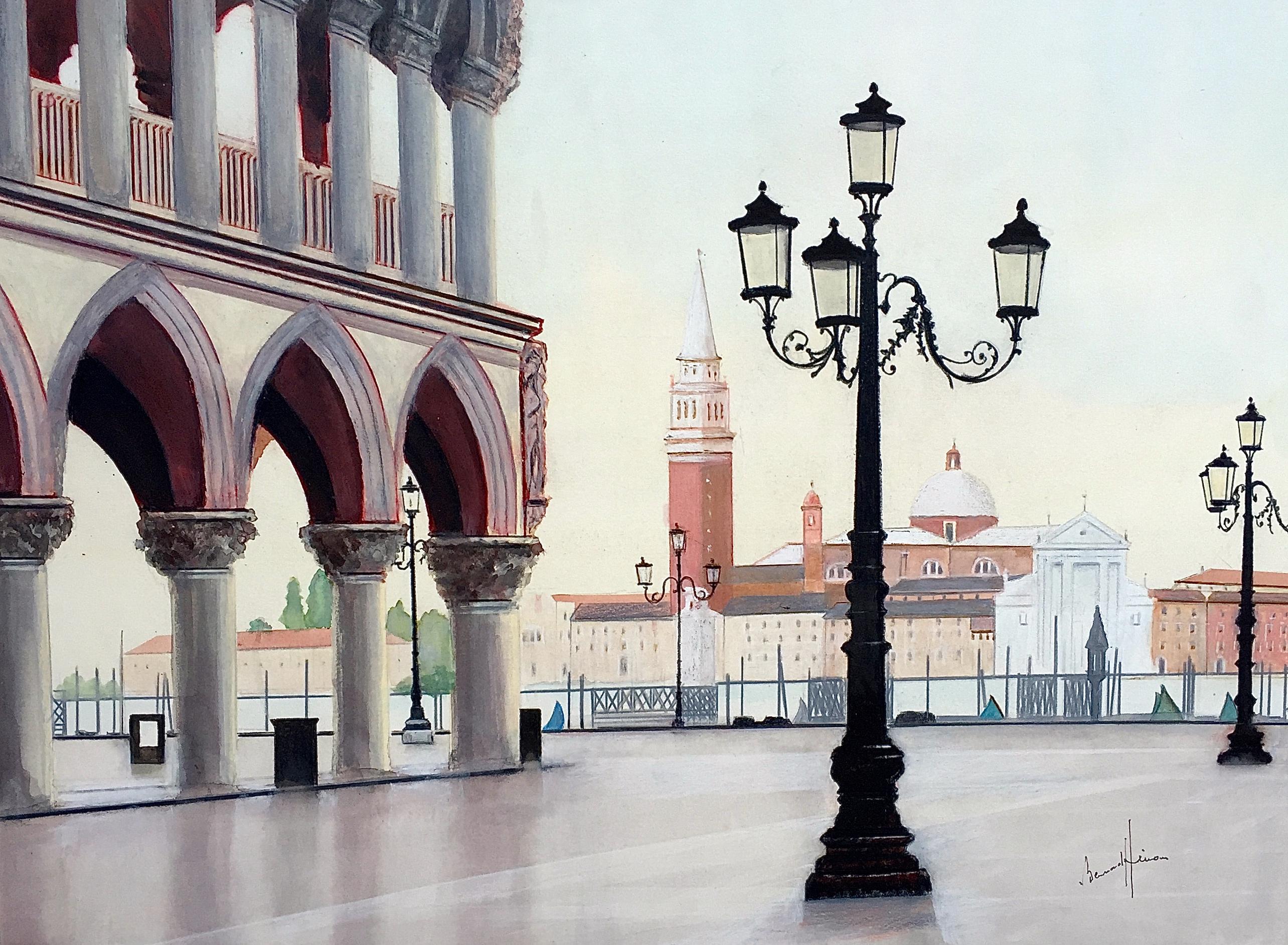 Venise - Le Palais des Doges
