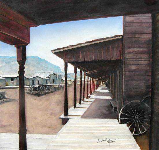Wyoming (USA -  Cody - Buffalo-Bill Center