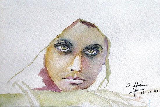 Femme indienne 1
