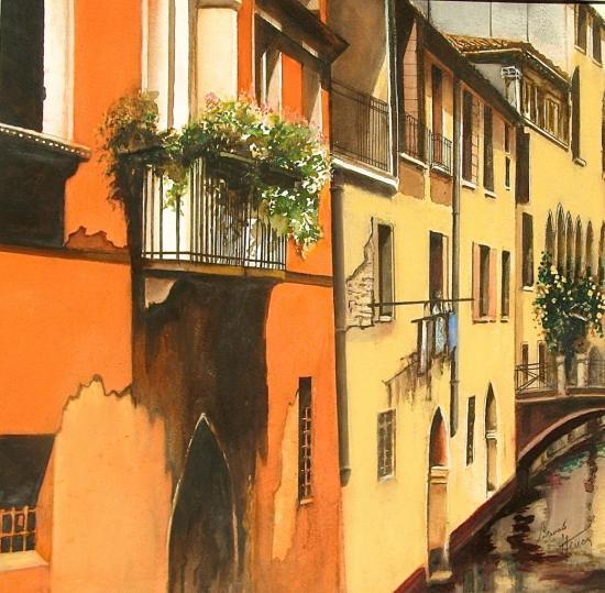 Quartier du Cannaregio (Venise)