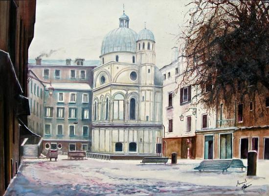Eglise Santa Maria Dei Miracoli
