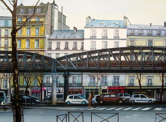 Paris - Av de la Motte Picquet