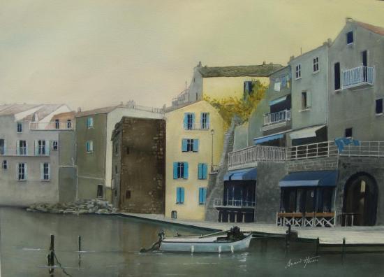 Corse : Erbalunga