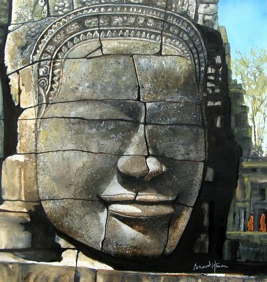 Cambodge - Visage d'Angkor