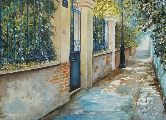 Paris - Ménilmontant