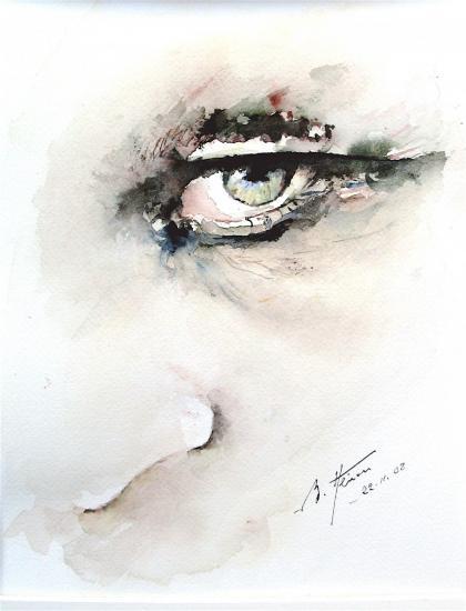 L oeil
