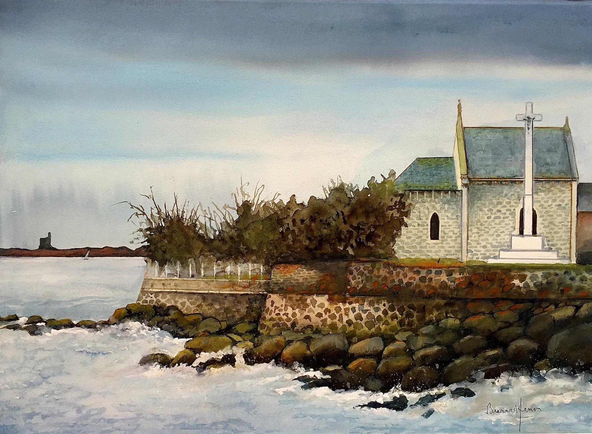 La chapelle des marins de st vaast la hougue
