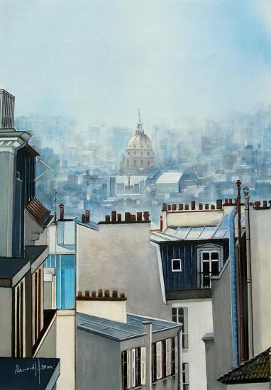 La poésie des Toits de Paris