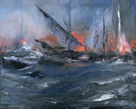 Mer en feu 2