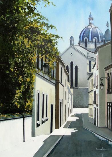 Paris - rue Michal