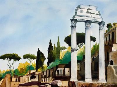 Rome le forum 1